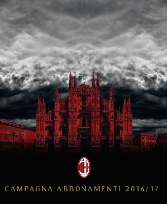 AC Milan abbonamento